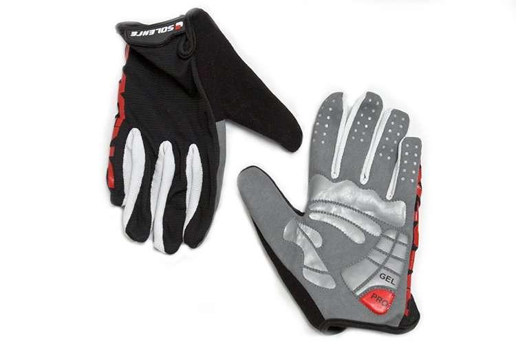 Перчатки, SB-05-6569, M, полный палец, SOLEHRE (черный, , RGSBKMSLH001) фото