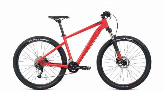 Горный велосипед хардтейл Format 1412 27.5 (2020), Велосипед FORMAT (27,5 18 ск. рост L) 2019-2020, черный, RBKM0M67S011  - купить со скидкой
