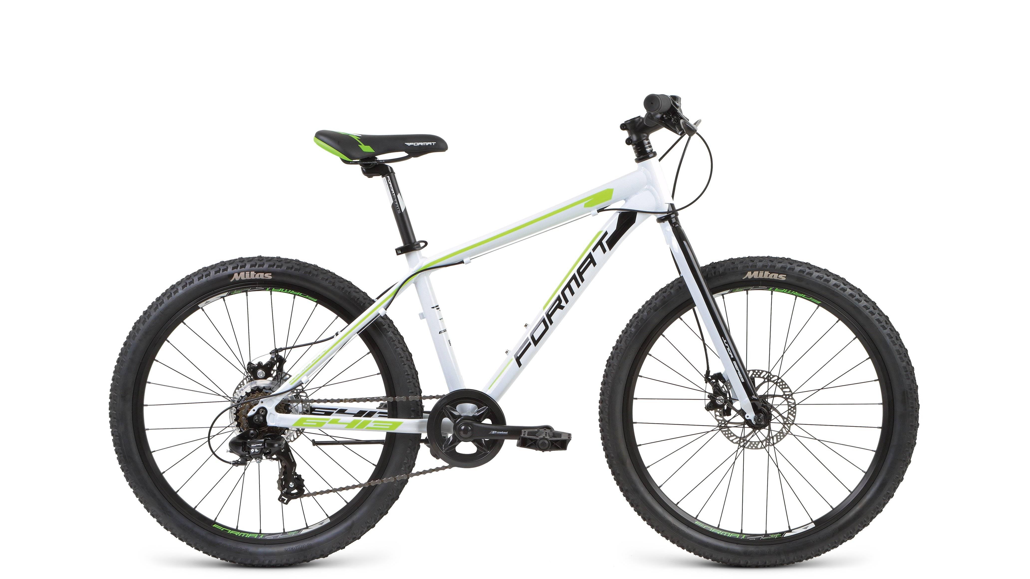 Купить Format 6413 boy 2017, Велосипед FORMAT (24 7 ск. рост OS) 2016-2017