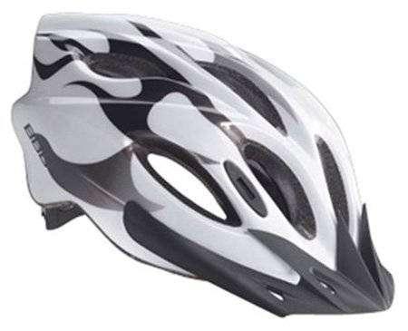 Летний шлем (BHE-341), BBB Elbrus with visor white (US:L)  - купить со скидкой