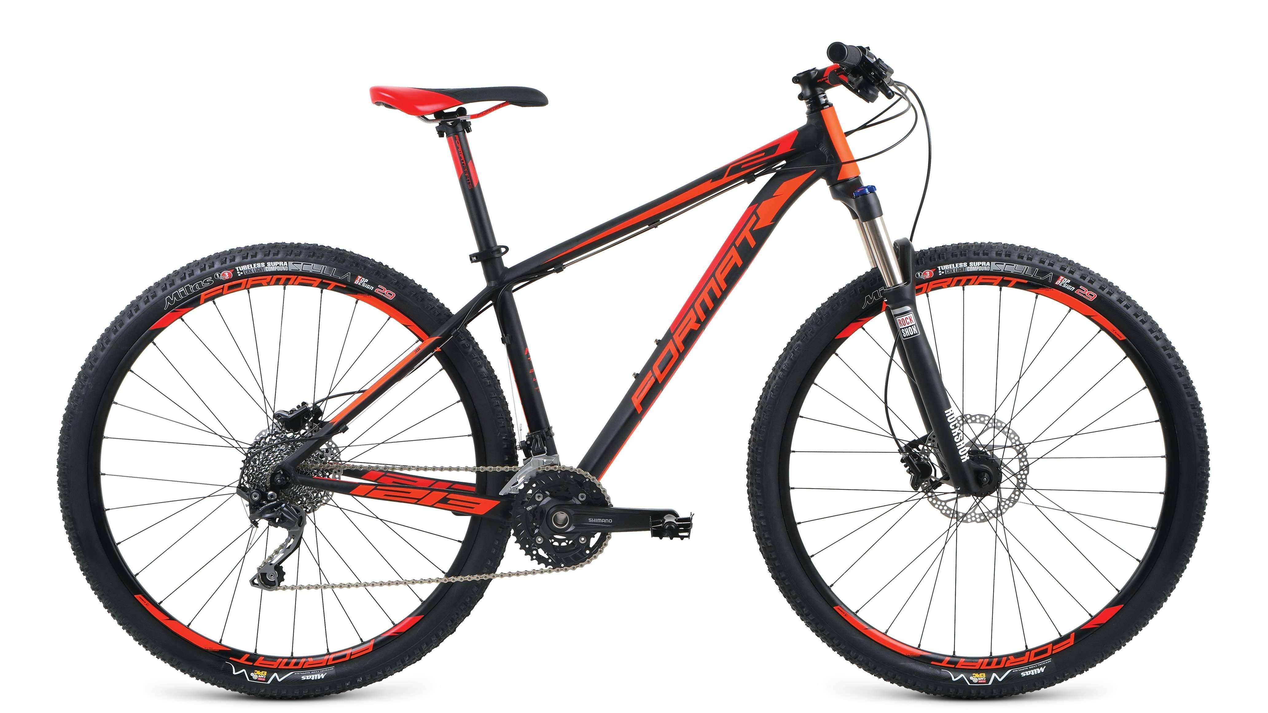 Купить Format 1213 29 2017, Велосипед FORMAT (29 30 ск. рост M) 2016-2017
