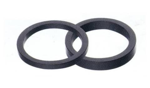 Запчасти для рулевой колонки, KL-4021A, Кольцо регулировочное (проставочное), 28,6*10мм, Алюминиевый фото