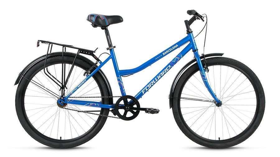 Купить Forward BARCELONA 1.0 2017, Велосипед FORWARD 1.02016-2017