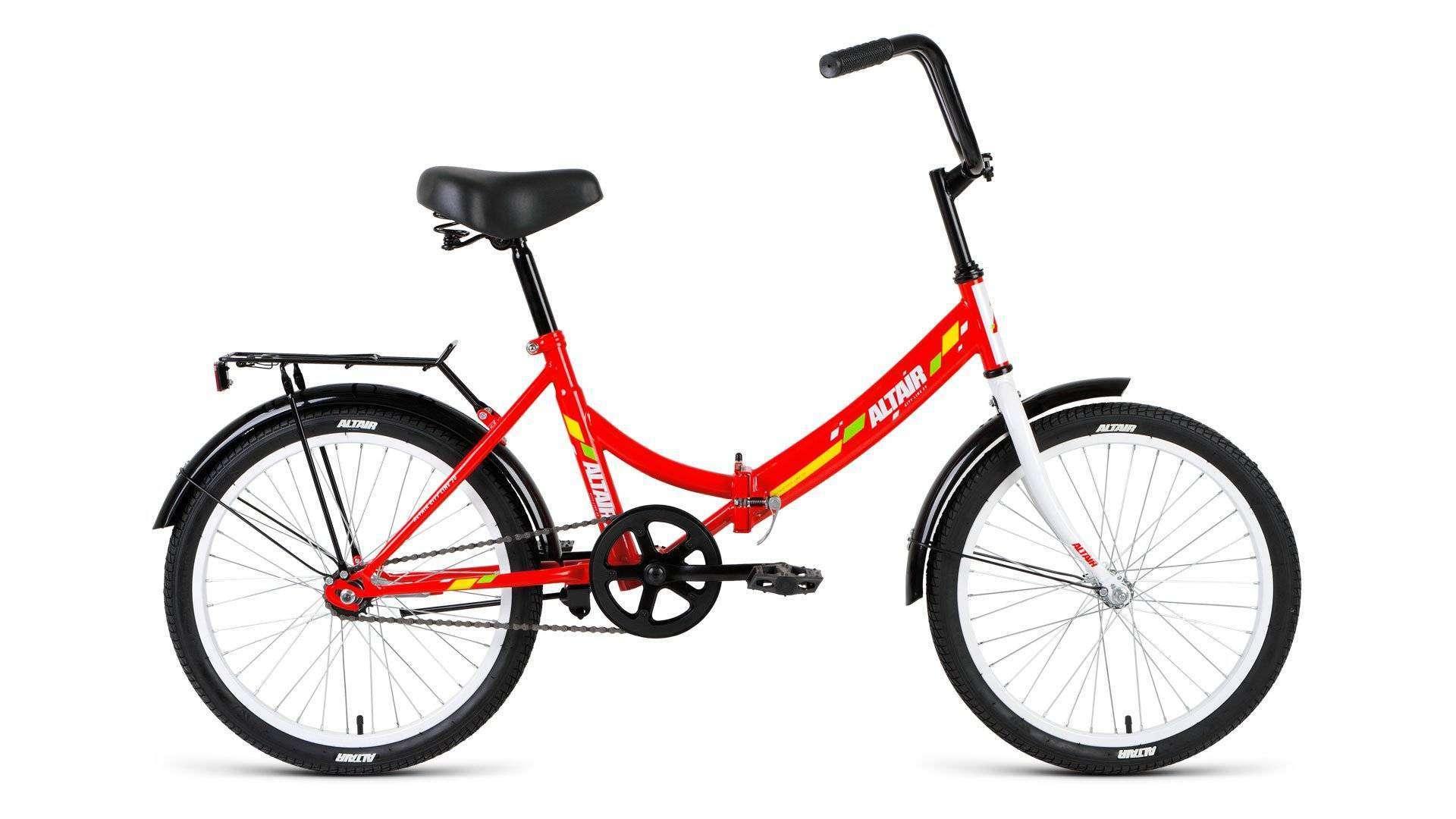 Велосипед ALTAIR CITY 20 2017-2018 36282