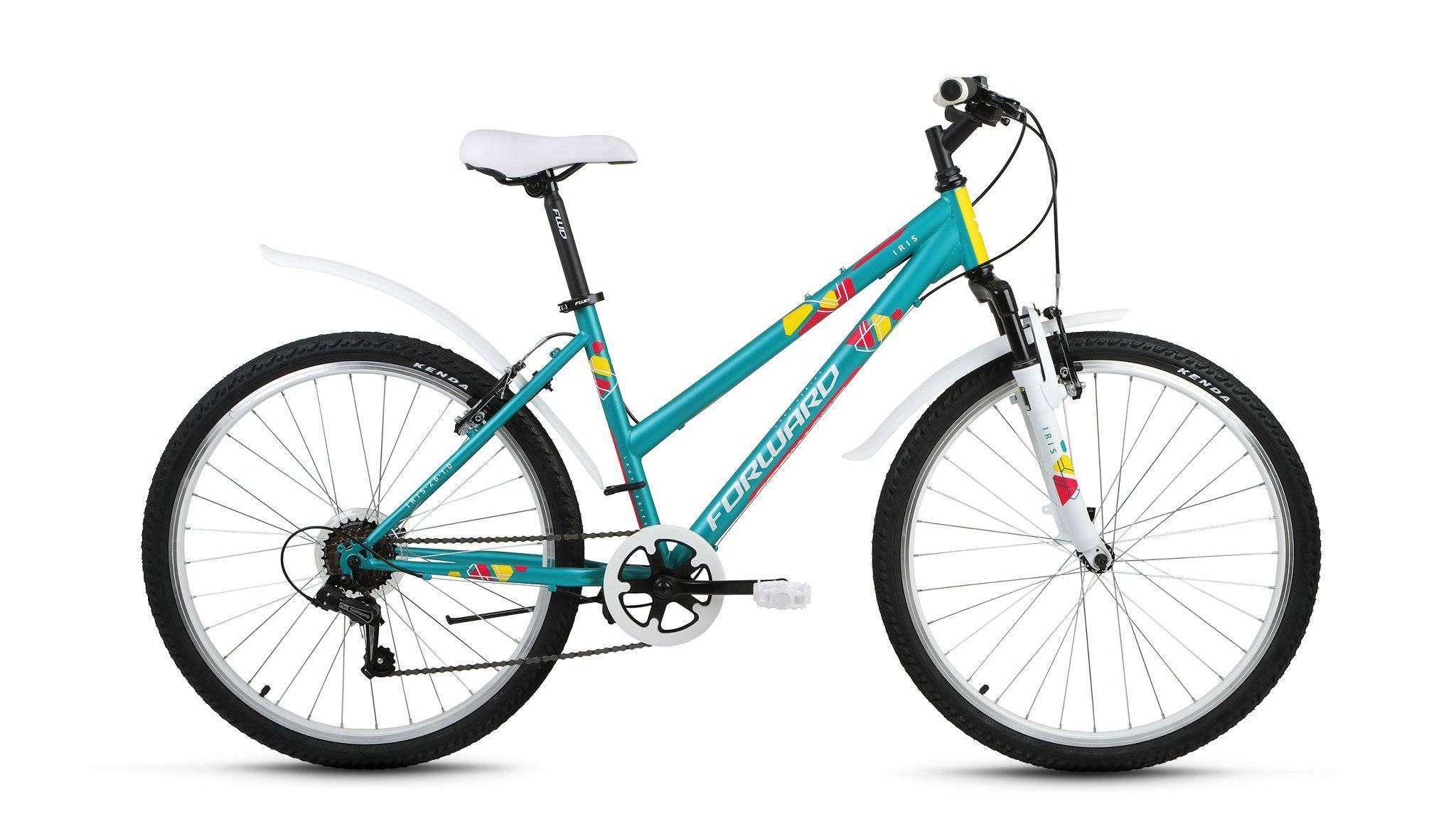 Велосипед FORWARD IRIS 26 1.0 2017-2018 36513
