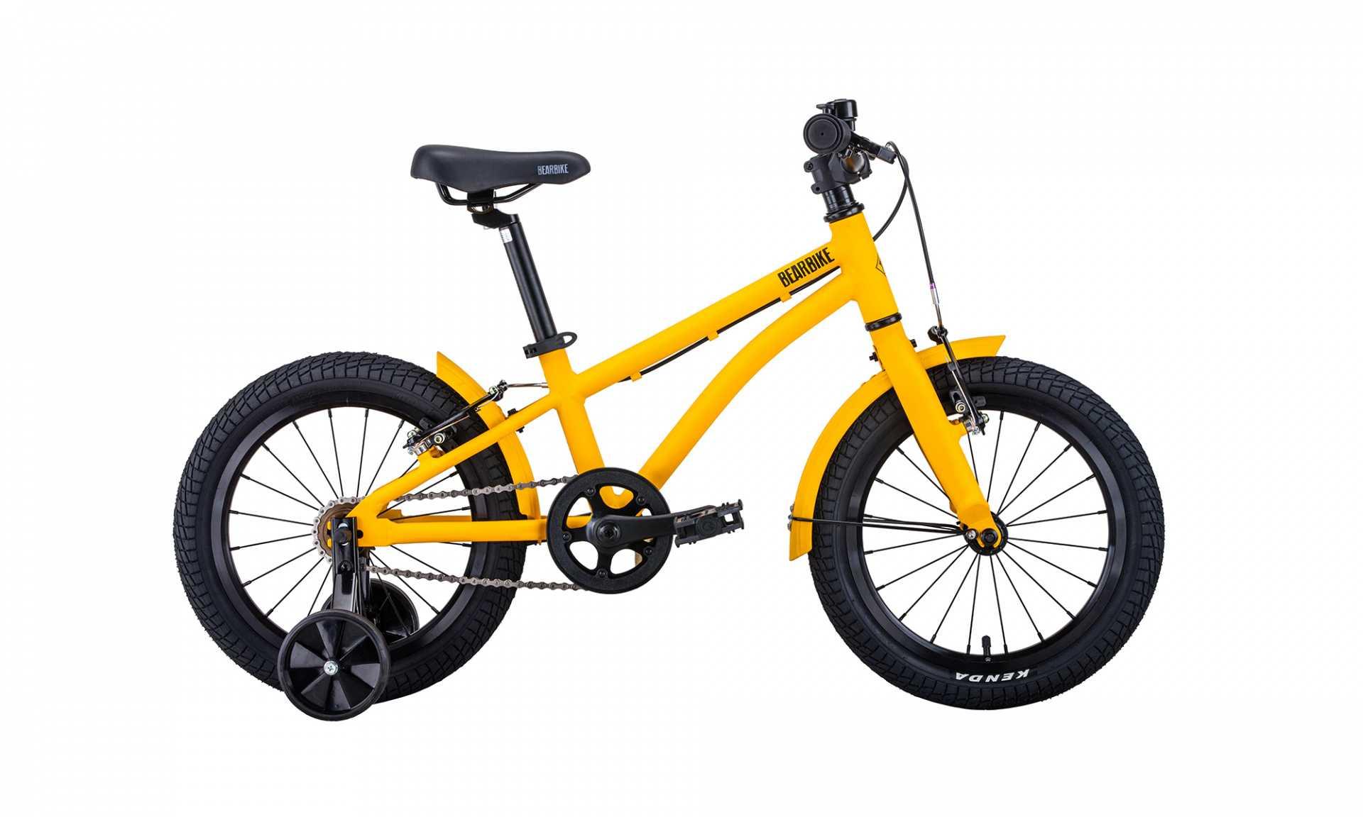 Kitez 16 (рост OS) 2019-2020, желтый, RBKB0Y6G1003