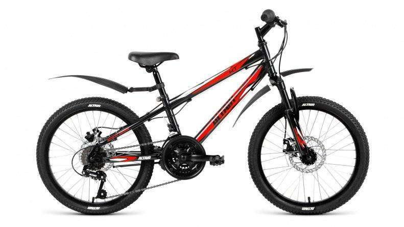 Велосипед ALTAIR MTB HT 20 3.0 disc 2017-2018 37087