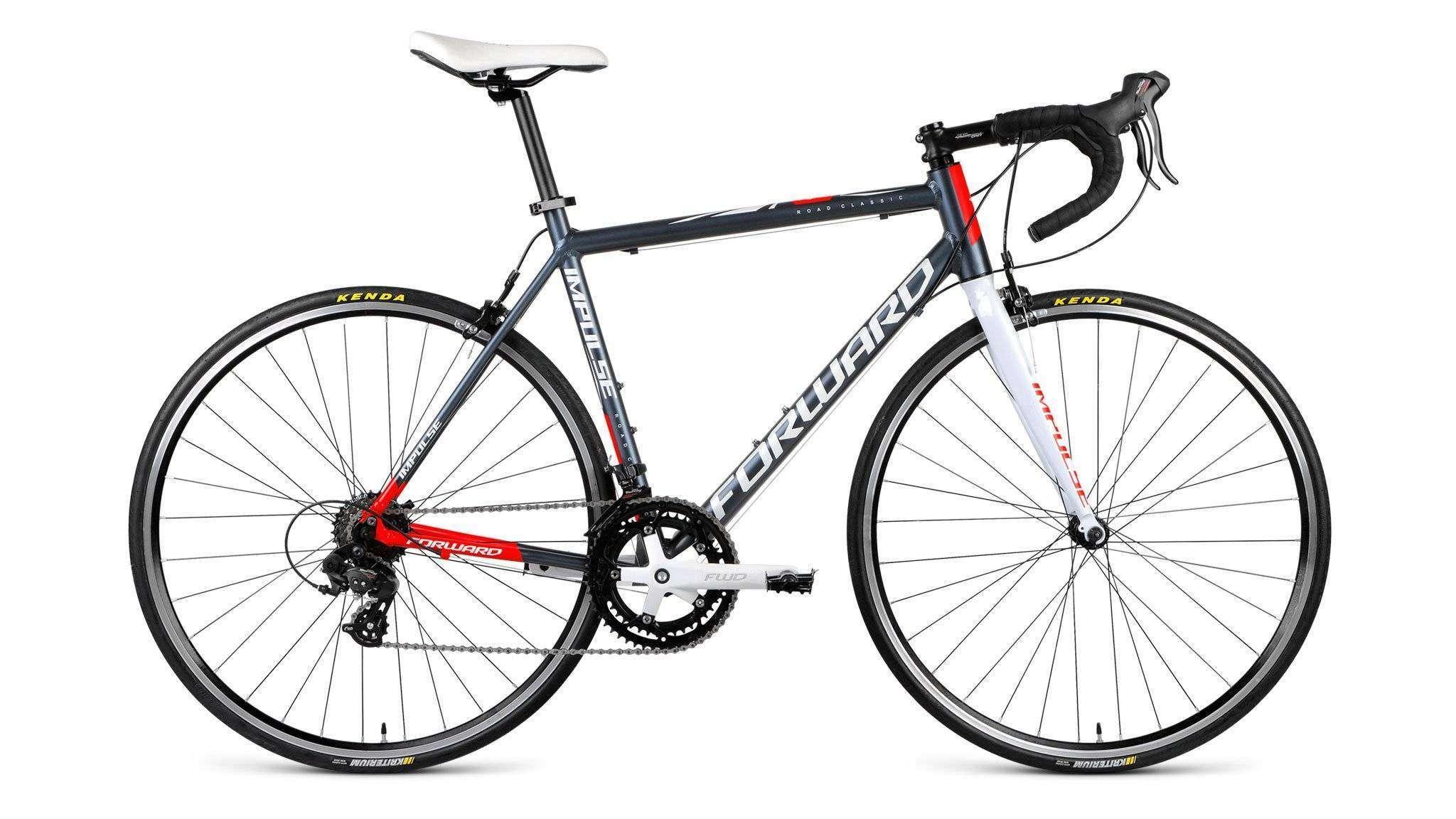Купить Forward IMPULSE 1.0 (2018), Велосипед FORWARD (28 14 ск. рост 540 мм) 2017-2018