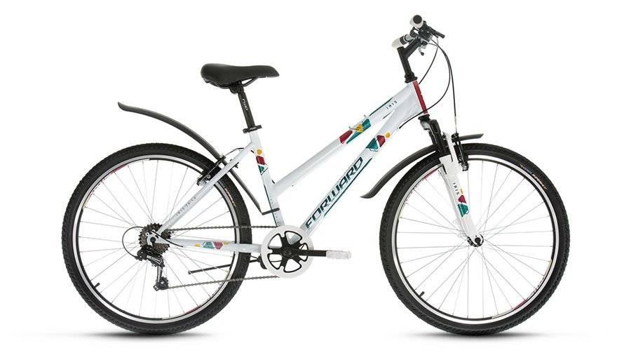 Купить Forward IRIS 26 1.0 2017, Велосипед FORWARD (26 6 ск. рост 17 ) 2016-2017