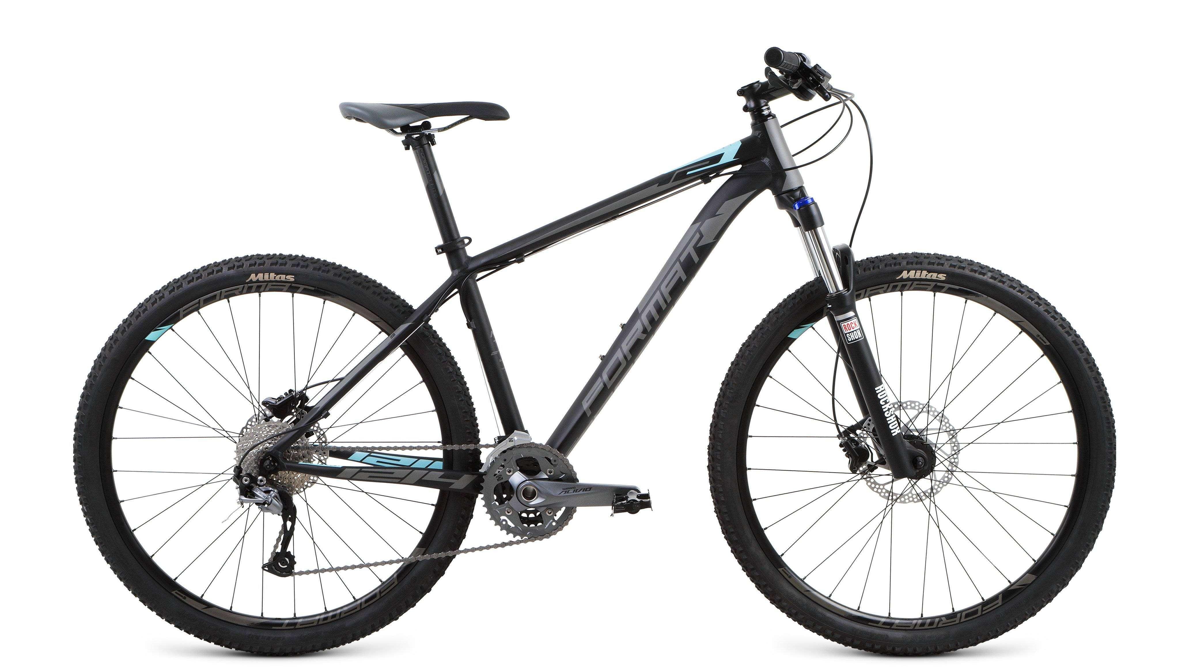Купить Format 1214 27,5 2017, Велосипед FORMAT (27,5 27 ск. рост S) 2016-2017