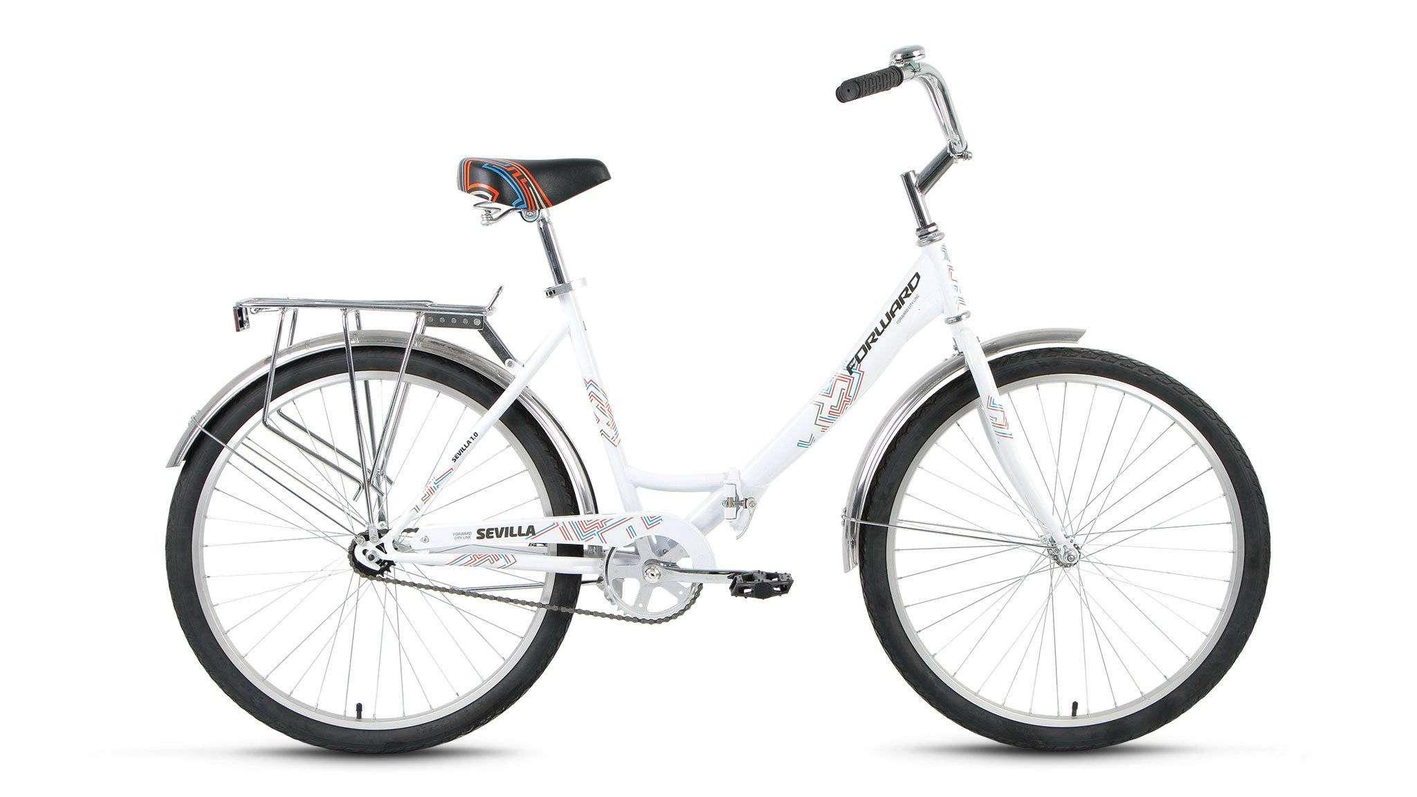 Велосипед FORWARD SEVILLA 26 1.0 2018-2019 41943