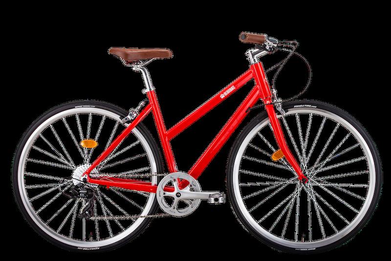 Amsterdam (рост 480 мм) 2019-2020, красный, RBKB0Y683001