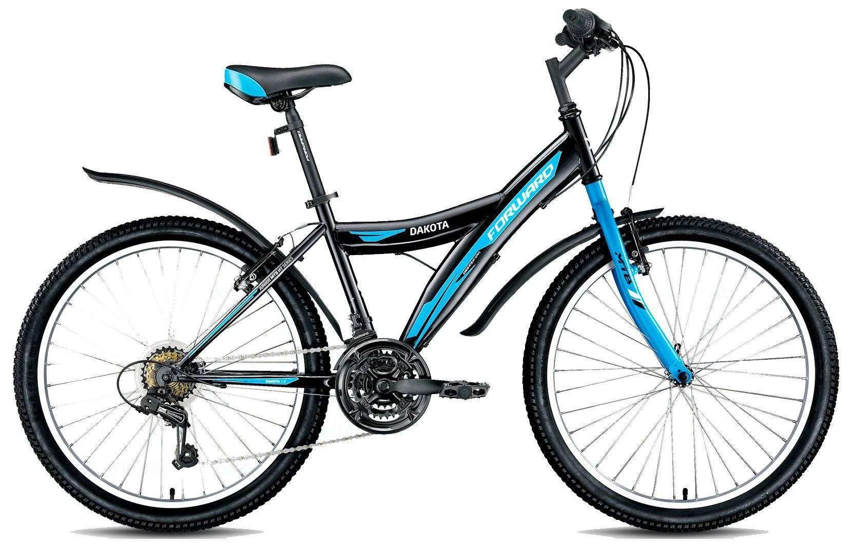 Велосипед FORWARD DAKOTA 24 2.1 2017-2018 37057