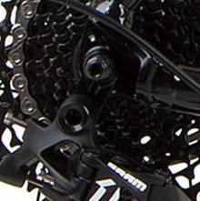 Держатель заднего переключателя, LQ027 (, FELA00000002) фото