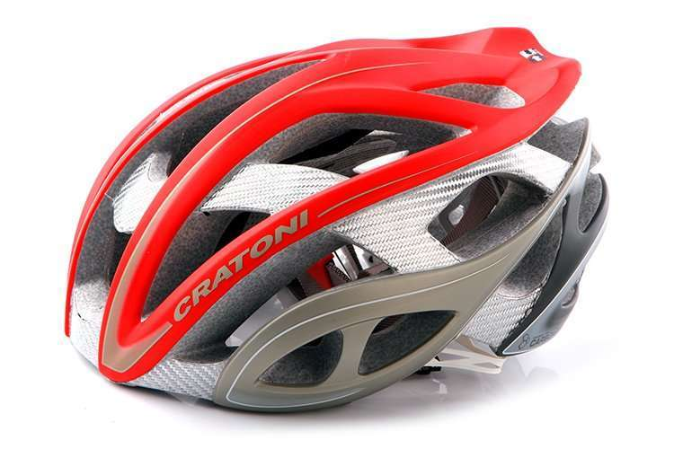 Шлем, COMPETITION ROAD\TERRON, велосипедный, 22 отверстия, Cratoni (, , RHEPMBCRA015) фото