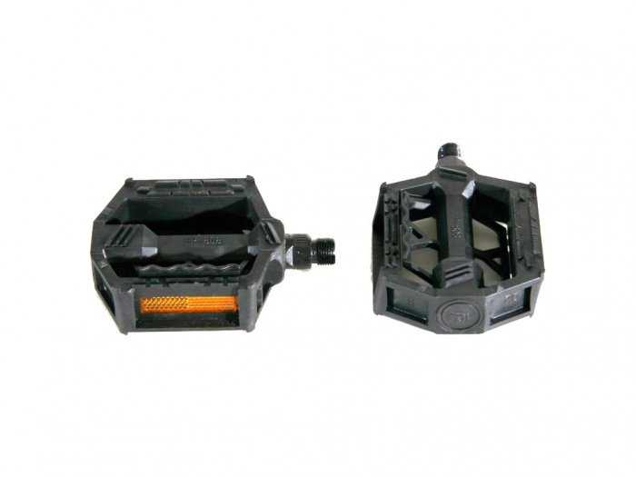 Педали, (комплект), FP-806B, 106*81 мм, 1/2