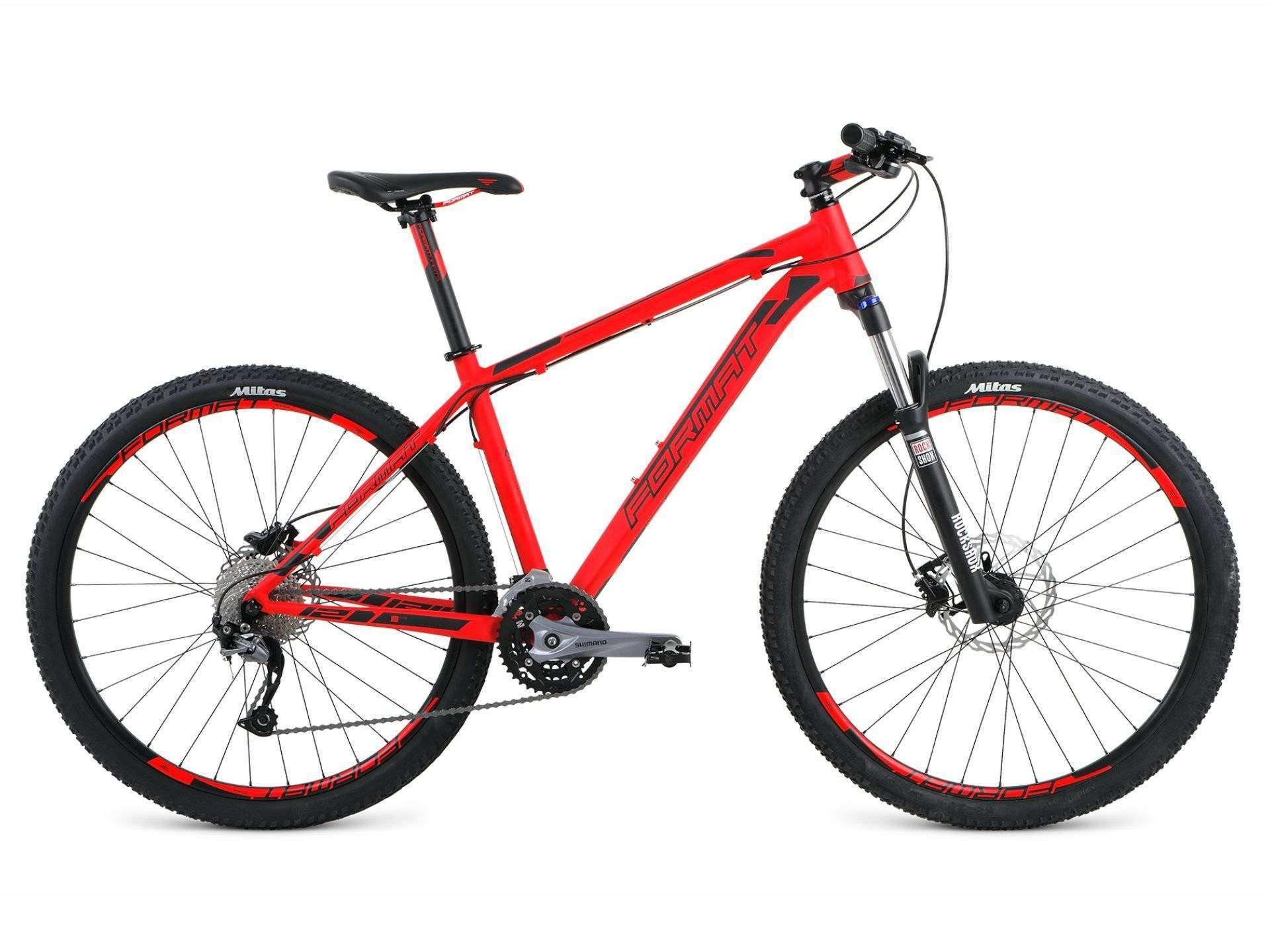 Купить Format 1214 29 2016, Велосипед FORMAT (29 27 ск. рост M) 2015-2016