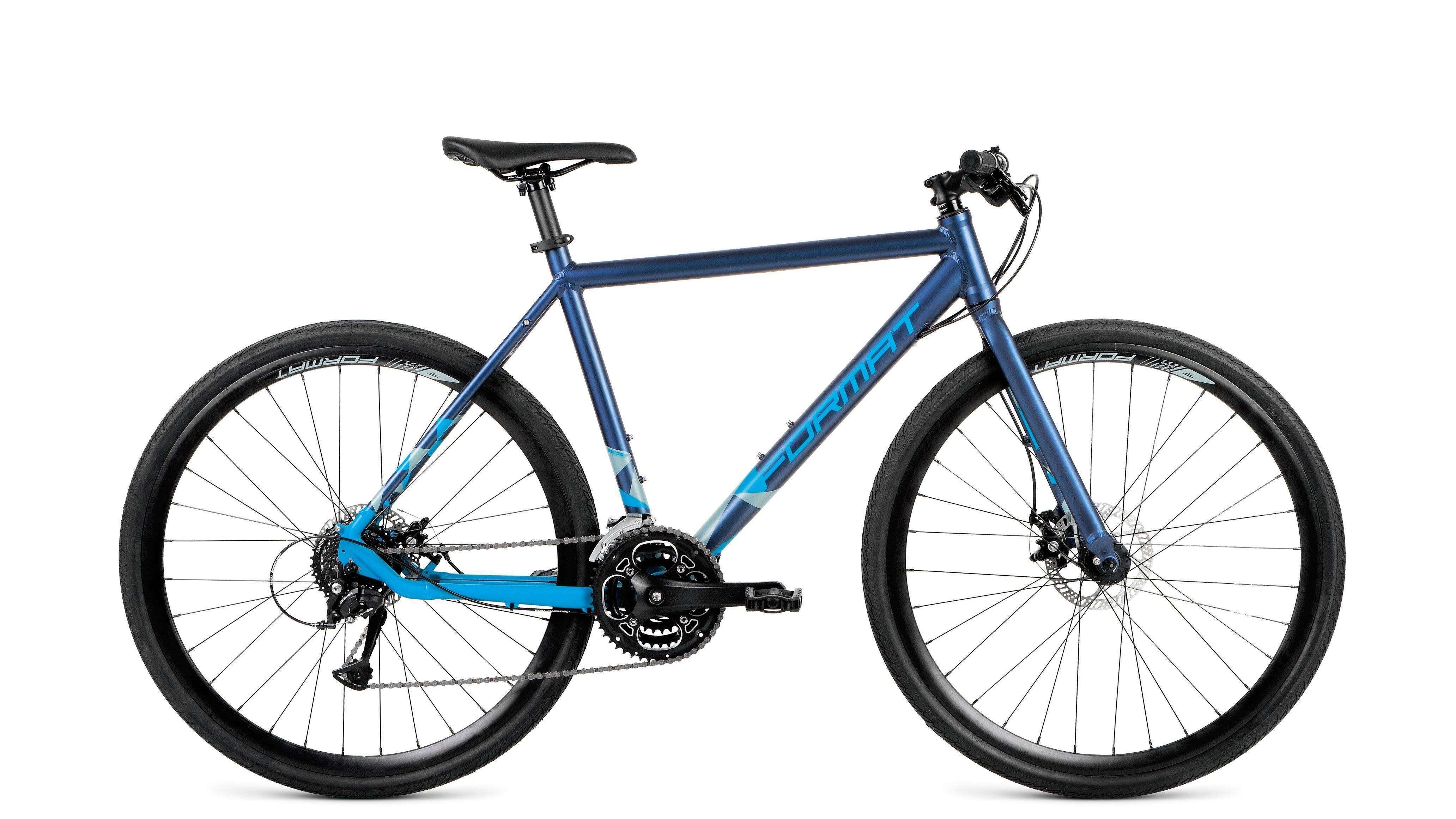 Купить Format 5342 (2018), Велосипед FORMAT (700C 24 ск. рост 540 мм) 2017-2018