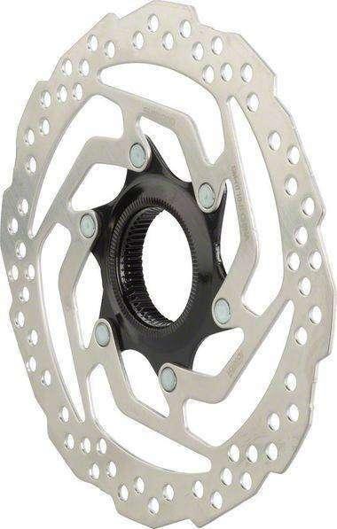 Ротор тормозной, SM-RT10, 160 мм, Center lock (ASMRT10S)