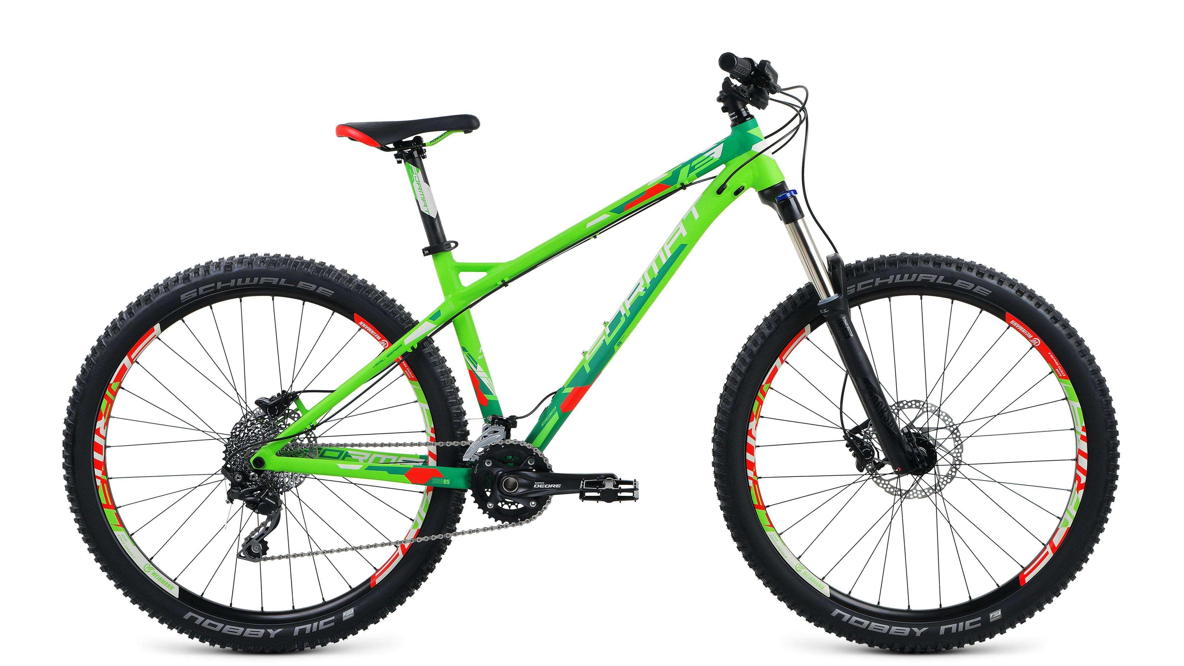 Купить Format 1312 2017, Велосипед FORMAT (27,5 20 ск. рост S) 2016-2017