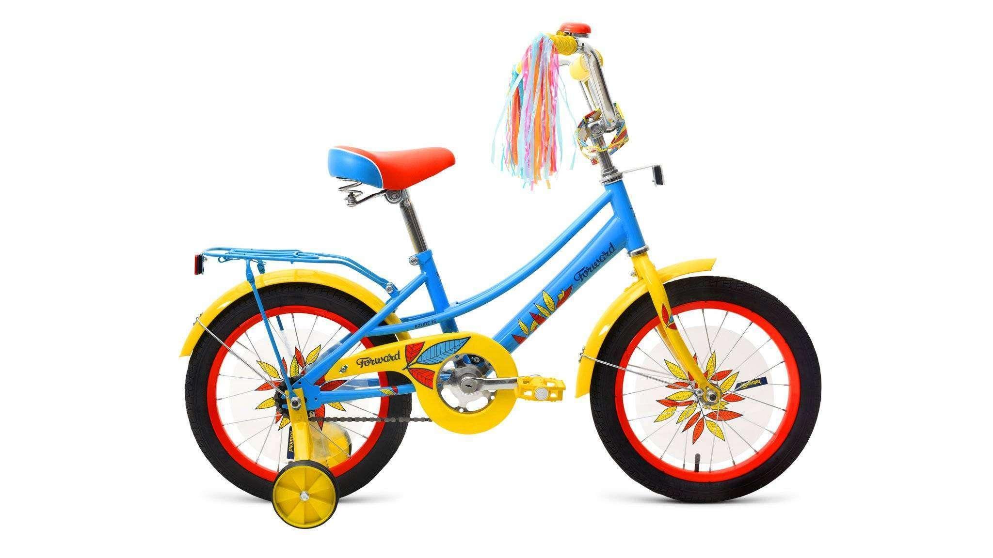 Велосипед FORWARD AZURE 16 2018-2019 42098