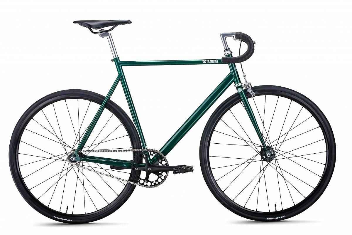 Milan (рост 580 мм) 2019-2020, зеленый, RBKB0YHS1002