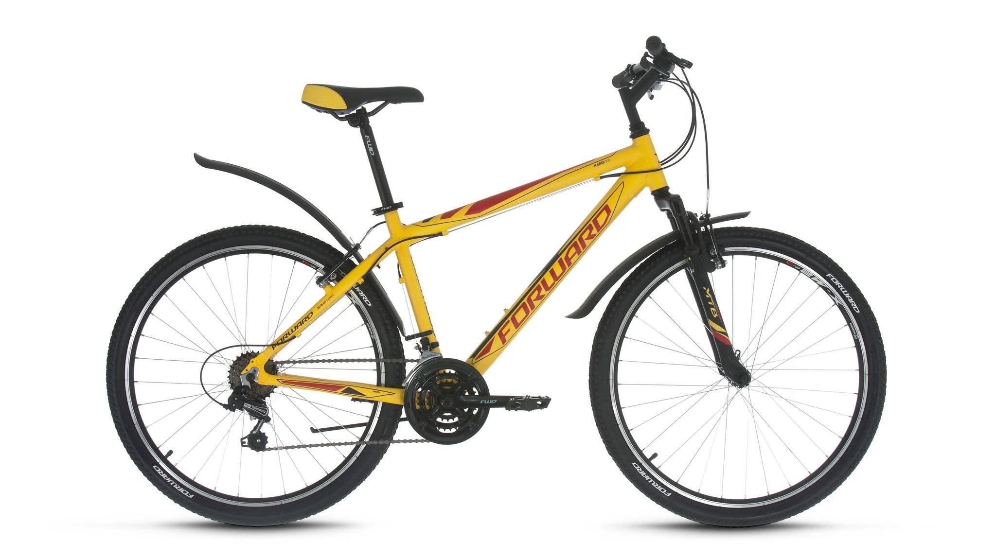 Купить Forward HARDI 1.0 2017, Велосипед FORWARD 1.02016-2017
