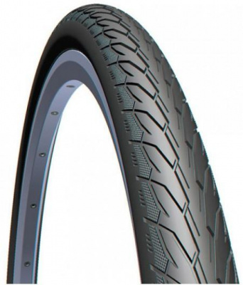 Покрышка, FLASH, 700C * 35C, Classic, LONG WAY (LW) STOP THORN ULTIMATE (STU) 4 mm + REFLEX (RS), Mi (черный, 510951314042)